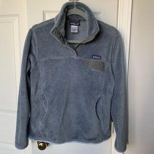 Patagonia Women's Re-Tool Snap-T Pullover Size M